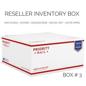 RESELLER INVENTORY BOX #3